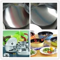Buy cheap High quality Aluminum Discs / Circle  Alloy  1050 1060 3003 Soft    0.3mm to 3.0mm for cookware from wholesalers