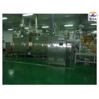 China Multifunctional Peanut Roasting Equipment / Line Large Door Opening Structure wholesale