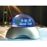China Digital Message Clock with Caller ID Display wholesale