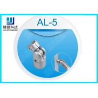 China 360 Degree Diecast Aluminum Tubing Joints For Production line and Aluminum workbench wholesale
