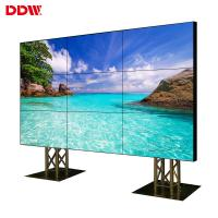 China 5.3mm Seamless LCD Display , 500 Nits LED Backlit  Multiple TV Video Wall wholesale