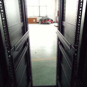 "Quality 1U Fixed 19"" Adjustable Depth Universal Server Rack Rails for sale"