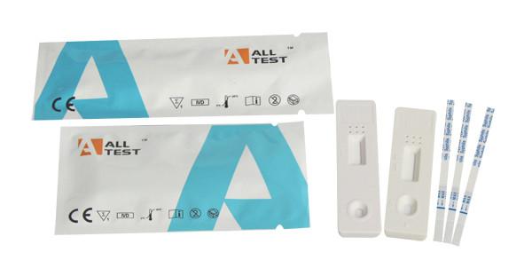 Quality Sensitive One Step Syphilis Rapid Test Kit , Home Diagnosis Testing Kits for sale