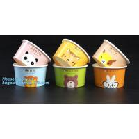 China Biodegradable gelato paper cup 7oz,Top Selling disposable paper cups for icecream ,hot sale icecream paper cup bagease on sale