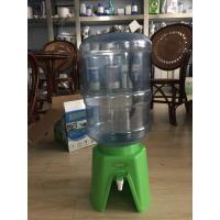 Food Grade Plastic Material Filtered Water Dispenser , Mini Water Dispenser Desktop Drinking Fountains