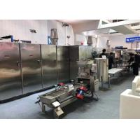 Buy cheap High Speed Ice Cream Cone Production Line / Cone Roll Forming Machine from wholesalers