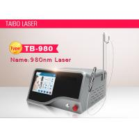 China Safe Non Surgery 980nm Laser Diode Vascular Rosacea Removal Machine on sale
