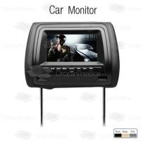 China 7 inch touch screen bluetooth car headrest monitor with Mp3/Mp4/DVD/VCD wholesale