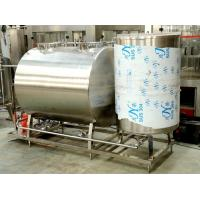 China Customized Double Side Stainless Steel Mixing Tanks For Butter Oil Heating wholesale