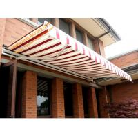 China Aluminum Retractable Motorized  Remote Control Awning  for Outdoor Patio and Balcony wholesale