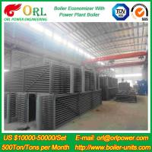 China 210 MW CFB Boiler Petroleum Metallurgical Industry Heating Boiler Economizer SGS wholesale