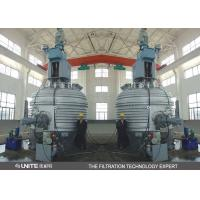 China Auto 3 in 1agitated nutsche filter  drying cleaning equipment wholesale