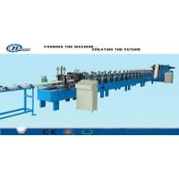 China High Speed Downspout Roll Forming Machine With Powerful Driving System wholesale