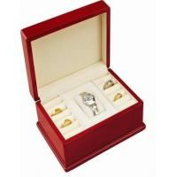 China Custom made Luxury Wooden Jewellry Boxes for ring, watches for girl's gifts on sale