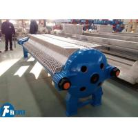 China Solid Liquid Separation Filter Press Equipment With High Filtration Pressure on sale