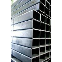 China Thick Wall Pre-Galvanized Steel Square Tubing JIS G3466 For Agricultural Vehicles on sale