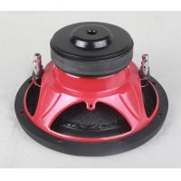 2 Ohm 10 Inch High End Car Subwoofers 500 Watt Car Speakers Customized Design