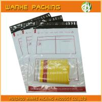 China Customerized Large mailer dhl courier bag on sale
