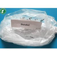 China Muscle Fitness Dianabol Anabolic Steroids For Athletes White Solid Type 72-63-9 wholesale