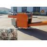 China Hemp / Flax Fiber Cutting Equipment Linen Raw Hemp Rope Shredder Big Power wholesale
