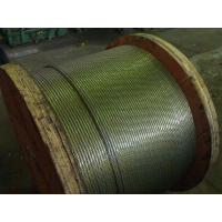 Greased Galvanized Steel Wire Strand for Overhead Ground Wire