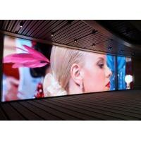 Buy cheap P3 Indoor Full Color Smd Led Display Screen 160 Degree With Front Service from wholesalers