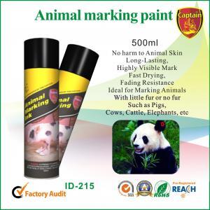 China Peinture animale d'inscription de jet résistant à la chaleur avec couleurs vertes/violettes d'encre wholesale