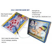 China DOCTOR GAME  SET  on sale
