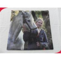 China King Printed Polyester Cotton Blend Personalized Pillow Cases with 180gsm on sale