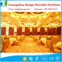 China Interior Position / Finished Surface Movable Partition Walls MDF + Aluminum wholesale