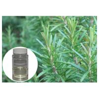 China Colorless Rosemary Oil Extract , Fresh Smell Rosemary Essential Oil For Bath Product on sale