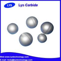 China High hardness diameter carbon steel ball / cemented carbide balls wholesale