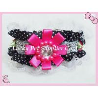 China High Quality Dog Collar Lace Pet Collars on sale
