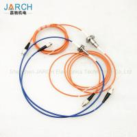 China High Speed Sigle Channel Fibre Optic Jointing With OD 12mm , UL ROHS Certification wholesale