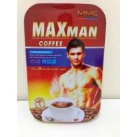 China Original Maxman Male Enhancement Coffee Herbal Food Supplement Healthy Drink wholesale