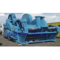 Electric Hydraulic / Engine Hydraulic Anchor Handling / Towing Winch With 400KN-2500KN Drum Load