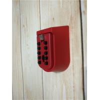 China OEM Strong Key Pad Lock Box Wall Mounted Personalized With Metal Body wholesale