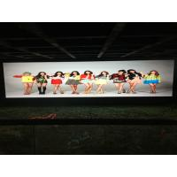 China 200-800W Outdoor Led Display Screen P6 SMD Full Color High Brightness Advertising wholesale