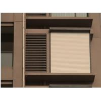 China Easy Lift Rolling Shutter/Automatic Aluminum Rolling Shutter/Automatic Roller Shutter Windows wholesale