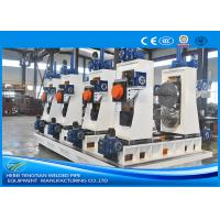 China Adjustable Size Square Tube Mill Carbon Steel Heavy Duty Energy Saving on sale