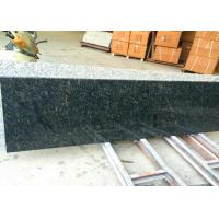 China Butterfly Blue Granite Look Kitchen Worktops , Home Depot Kitchen Countertops wholesale
