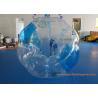 China TPU Inflatable bubble football , 1.5m Bumper Human Body Zorb Football wholesale