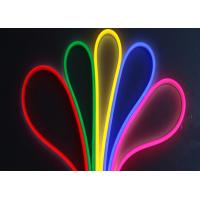 Buy cheap Ultra Thin 5*12mm Silicone LED Neon  Strip Light -12 Volt Dot-Free Light LED Silicone Neon Flex 12V DC Silicone from wholesalers