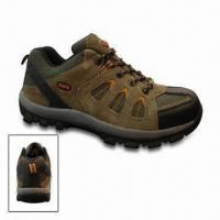 China Security Shoes Steel Toe with Stylish Design, Suitable for Men, OEM Orders are Welcome wholesale