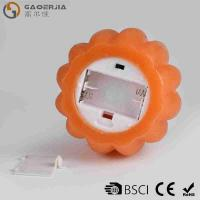 China Indoor Halloween LED Candles Light for Holiday Decorative Pumkin Shaped wholesale