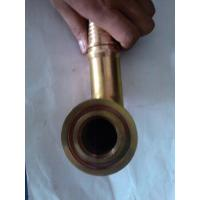 China Plastic / Copper Material J516 SAE Hose Fitting Casting Process HY197-HY198 wholesale