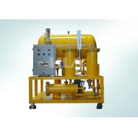 China PLC Touch Screen Fuel Oil Purification System IP65 Long Life Time on sale