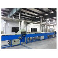 China Hot Air Rubber Hose Production Line Continuous Vulcanizing Line With PLC Control wholesale