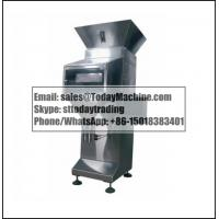 China semi-automatic rice packaging machinery/granule weighing filling machine(also supply automatic model) on sale