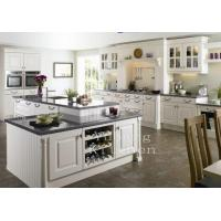 China Solid Wood Kitchen Cabinet Factory Direct Sale wholesale